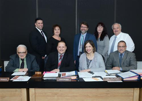 East Allegheny Board of School Directors